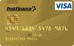 postfinance visa gold card. Black Bedroom Furniture Sets. Home Design Ideas