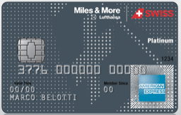 Swiss Miles More Platinum Moneyland Ch