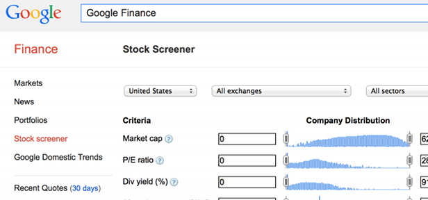 google finance bild