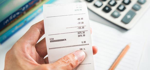 Kreditkarten Wie Rechnung Zahlen Moneylandch