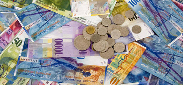 one thousand swiss franc notes more popular than ever
