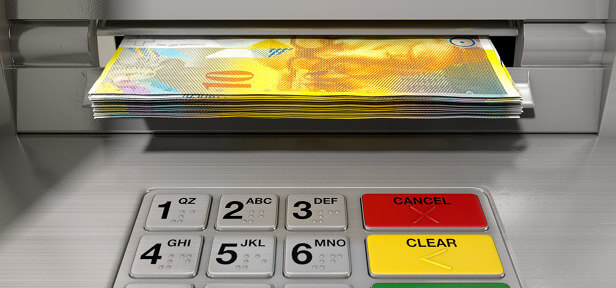 free cash withdrawals with credit cards