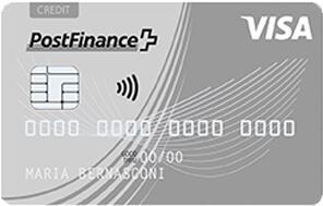 postfinance visa classic card. Black Bedroom Furniture Sets. Home Design Ideas